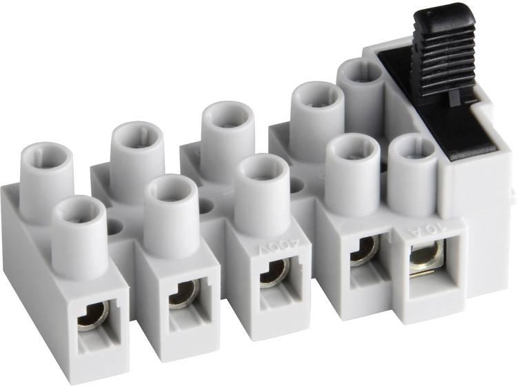 Adels-Contact 503 SI-5 DS Kroonsteen flexibel: 0.5-2.5 mm² massief: 0.5-2.5 mm² Aantal polen: 5 Inho