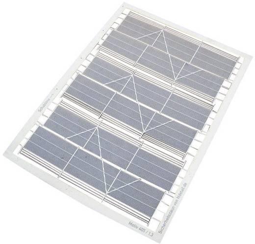 Bungard 172015.140 Nieuwzilver Positief Zilver (l x b x h) 140 x 200 x 0.15 mm Inhoud 5 stuks