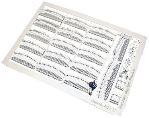 Bungard 172020.280 Nieuwzilver Positief Zilver (l x b x h) 280 x 200 x 0.20 mm Inhoud 5 stuks