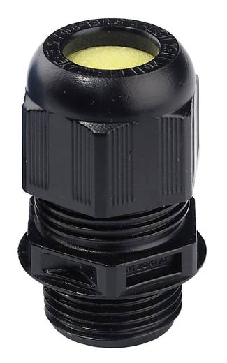 Wartel ATEX M25 Zwart (RAL 9005) Wiska ESKE-L-e 25 1 stuks