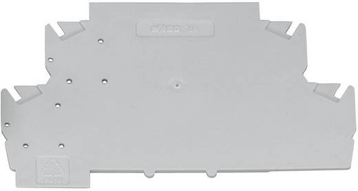 WAGO 789-905 DIN-rail-behuizing 90 x 17.5 x 55 Polyamide 6.6 Grijs 1 set