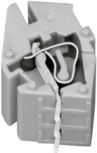 WAGO 789-127 Klemmenblok 3-polig Grijs 1 stuks