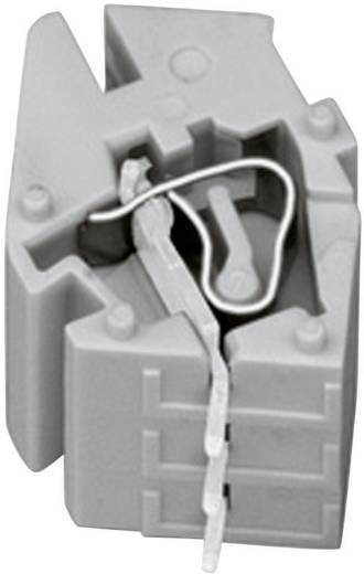 WAGO 789-130 Klemmenblok 3-polig Grijs 1 stuks