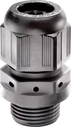 Wartel M20 Polyamide Wiska VENTGland M20 RAL 9005 1 stuks