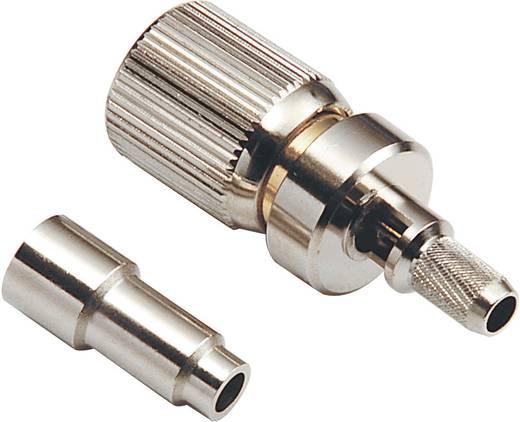 BKL Electronic 0415100 1.6, 5.6 coaxiale connector Stekker, recht 75 Ω 1 stuks