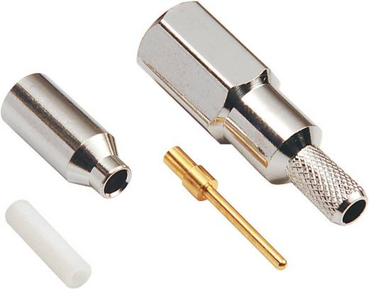 BKL Electronic 412002 FME-connector Stekker, recht 50 Ω 1 stuks
