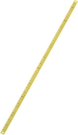 Soldeerlijst Enkele rij Totaal aantal polen 60 Epoxide (l x b x h) 498 x 12 x 1.6 mm Conrad Components 1 stuks