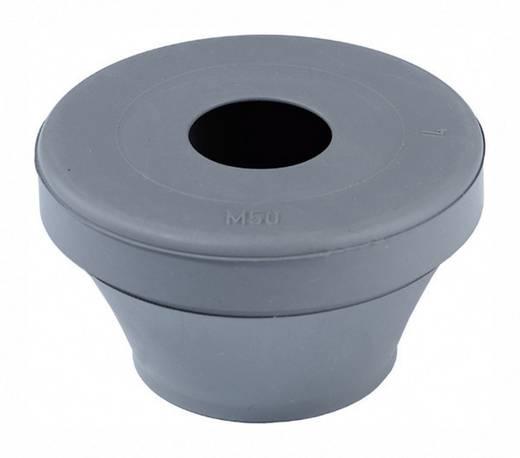 Afdichtdoorvoering Klem-Ø (max.) 17 mm Zilver-grijs (RAL 7001) Wiska FD 25 1 stuks