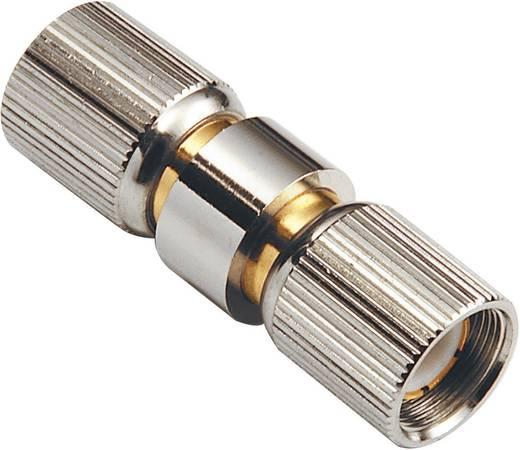 BKL Electronic 415400 1.6/5.6 stekker - 1.6/5.6 adapter 1.6/5.6 stekker 1 stuks