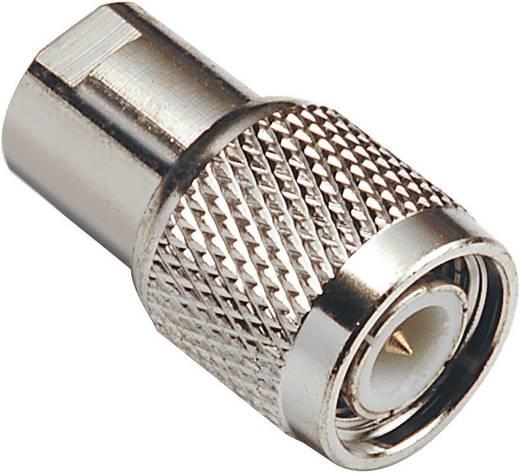 BKL Electronic 0412006 TNC-stekker - FME-adapter FME-stekker 1 stuks