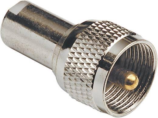 BKL Electronic 412008 UHF-stekker - FME-adapter FME-stekker 1 stuks