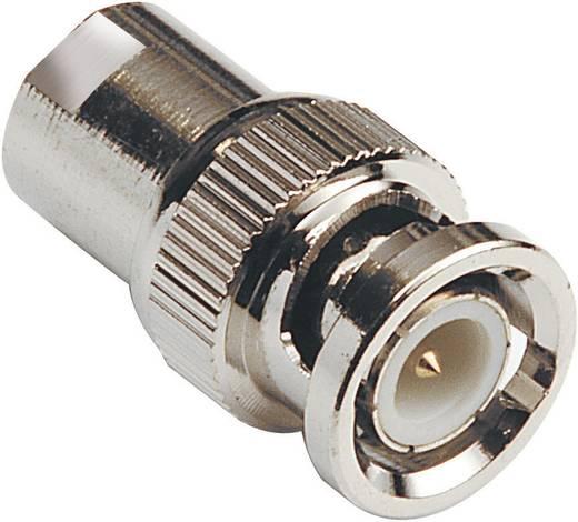 BKL Electronic 0412012 BNC-stekker - FME-adapter FME-stekker 1 stuks