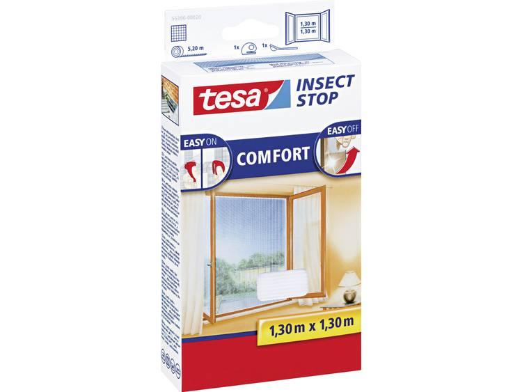 tesa Insect Stop Comfort 55396 20 Vliegenhor Wit 1 stuks