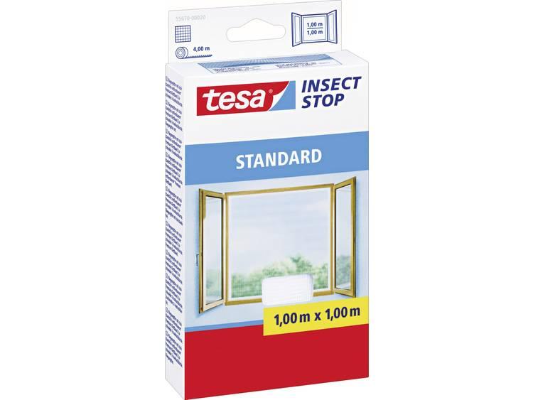tesa Insect Stop Standard 55670 20 Vliegenhor l x b 1000 mm x 1000 mm Wit 1 st
