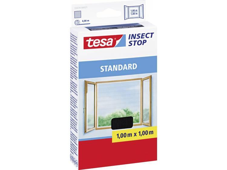 tesa Insect Stop Standard 55670 21 Vliegenhor Antraciet 1 stuks