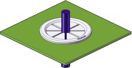 Kabeldoorvoering Klem-Ø (max.) 19.1 mm Pol