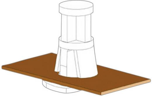 Richco RLCBSB-6-01 Steunvoet Platte kop Polyamide Afstand 6 mm 1 stuks