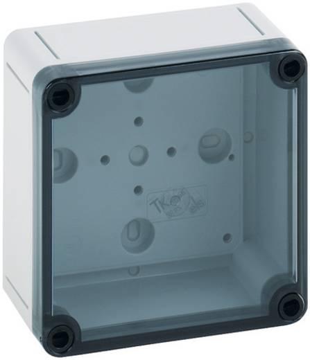 Spelsberg PS 1111-7-t Installatiebehuizing 110 x 110 x 66 Polycarbonaat, Polystereen (EPS) Lichtgrijs (RAL 7035) 1 stuks