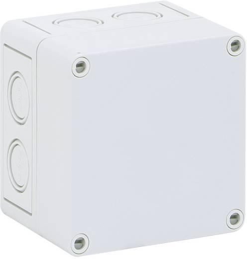 Spelsberg PS 1111-9-m Installatiebehuizing 110 x 110 x 90 Polystereen (EPS) Lichtgrijs (RAL 7035) 1 stuks
