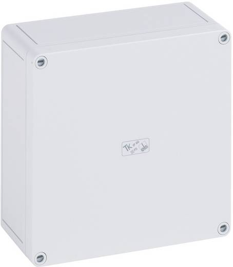 Spelsberg PS 2518-6f Installatiebehuizing 254 x 180 x 63 Polystereen (EPS) Lichtgrijs (RAL 7035) 1 stuks