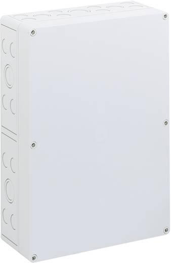 Installatiebehuizing 360 x 254 x 111 Polystereen (EPS) Lichtgrijs (RAL 7035) Spelsberg TK PS 3625-11-m 1 stuks