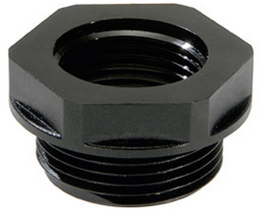 Wartel adapter PG21 M20 Polyamide Zwart (RAL 9005) Wiska EX-APM 21/20 1 stuks