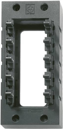 LappKabel Basisframe voor Skintop Cube frame 16 (l x b x h) 120 x 67 x 44 mm Zwart Inhoud 1 stuks