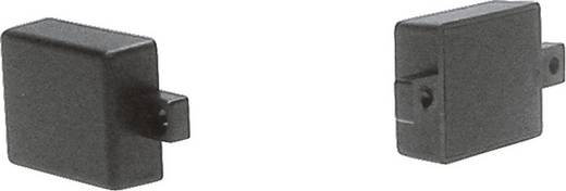 Strapubox MG 23-0SW Modulebehuizing 28 x 23 x 10 ABS Zwart 1 stuks