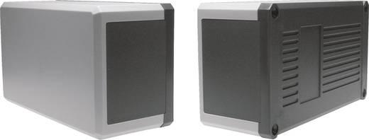 Strapubox KG300 Universele behuizing 160 x 90 x 65 ABS Grijs 1 stuks