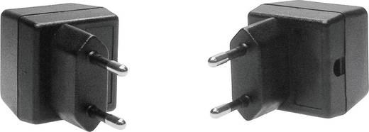 Strapubox SG 6 Stekkerbehuizing 37 x 38 x 32 ABS Zwart 1 stuks