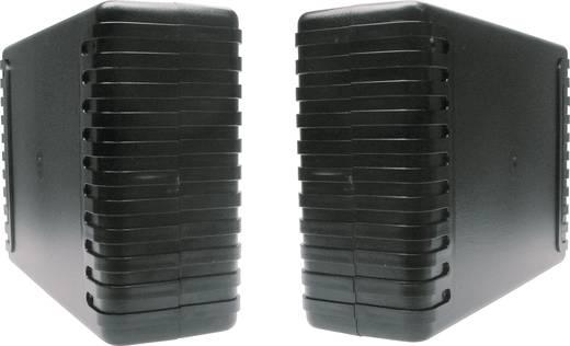 Strapubox 7040 Universele behuizing 220 x 145 x 68 ABS Zwart 1 stuks