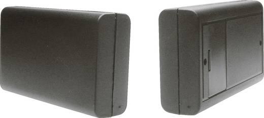 Strapubox 6512SW Universele behuizing 123 x 71 x 30 ABS Zwart 1 stuks