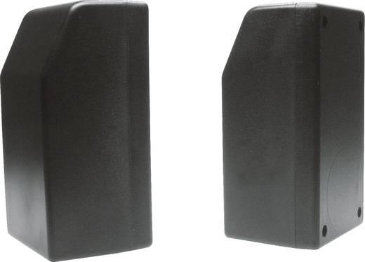 Strapubox 1110SW Universele behuizing 121 x 65 x 55 ABS Zwart 1 stuks