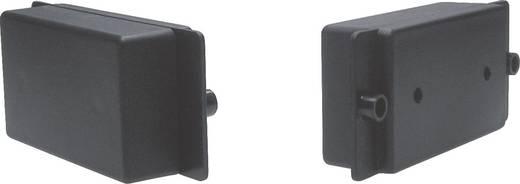 Strapubox 2031SW Universele behuizing 80 x 46 x 26 ABS Zwart 1 stuks