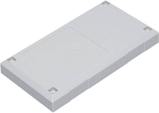 Conrad Components ESU 1200 Stekkerbehuizing 125 x 67 x 50 Polycarbonaat, ABS Lichtgrijs 1 stuks