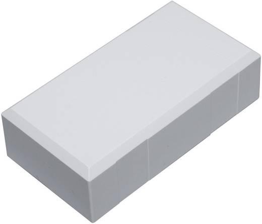 Conrad Components ESO 1250 Stekkerbehuizing 125 x 67 x 50 Polycarbonaat, ABS Lichtgrijs 1 stuks