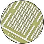 SMD Euro-experimenteerprintplaat