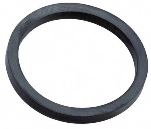 Dichtring PG21 Ethyleen-propyleen-dieen rubber Zwart (RAL 9005) Wiska ADR 21 1 stuks