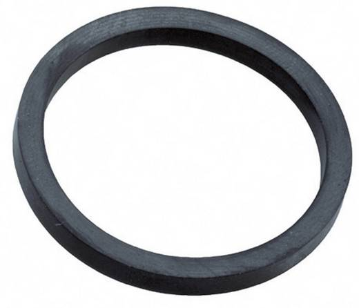 Dichtring PG7 Ethyleen-propyleen-dieen rubber Zwart (RAL 9005) Wiska ADR 7 1 stuks