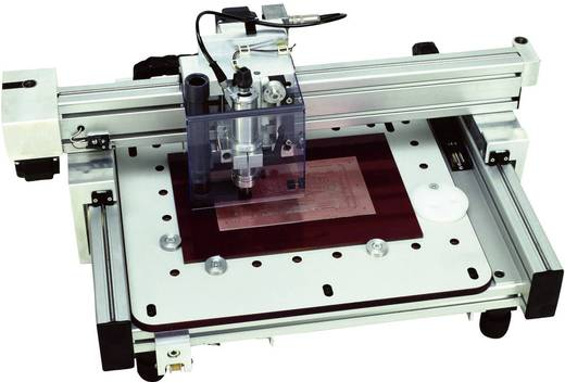 Bungard CCD/2 Printplaat freesmachine Inhoud 1 stuks