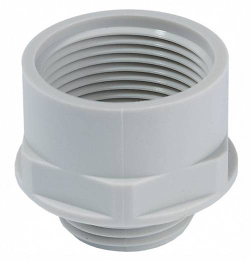 Wartel adapter PG7 M16 Polyamide Lichtgrijs Wiska APM 7/16 1 stuks