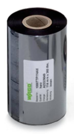 WAGO 258-144 Gekleurde thermotransferband voor papieren etiketten 1 stuks