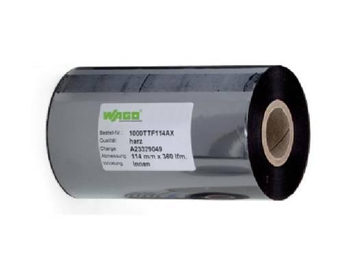 WAGO 258-150 Gekleurde thermotransferband voor adermarkering en polyesteretiketten 1 stuks