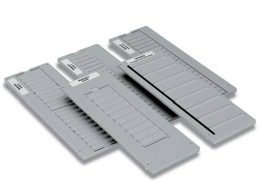 WAGO 258-361 Inlegraam voor markeringskaarten 1 stuks