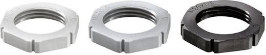 Contramoer M50 Polyamide Zilver-grijs Wiska EMUG M50 RAL 7001 1 stuks