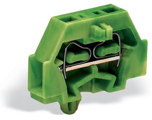 Aderklem 5 mm Veerklem Toewijzing: Terre Groen-geel WAGO 260-317 300 stuks
