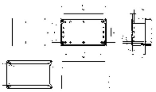 Spelsberg TG ABS 2012-9-o Installatiebehuizing 202 x 122 x 90 ABS Lichtgrijs (RAL 7035) 1 stuks