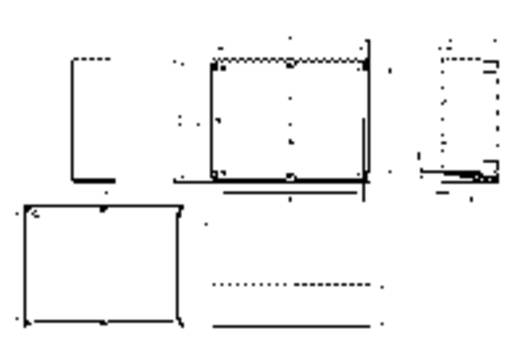 Spelsberg TG ABS 3023-11-to Installatiebehuizing 302 x 232 x 110 ABS Lichtgrijs (RAL 7035) 1 stuks
