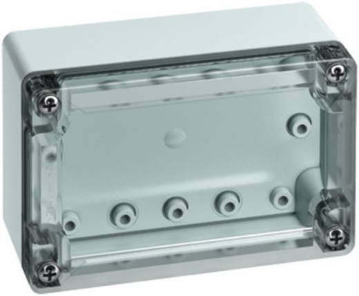 Installatiebehuizing 122 x 82 x 55 ABS Lichtgrijs (RAL 7035) Spelsberg TG ABS 1208-6-to 1 stuks