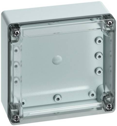 Installatiebehuizing 124 x 122 x 55 ABS Lichtgrijs (RAL 7035) Spelsberg TG ABS 1212-6-to 1 stuks